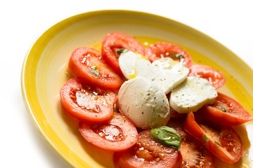 Caprese Salad, italian food