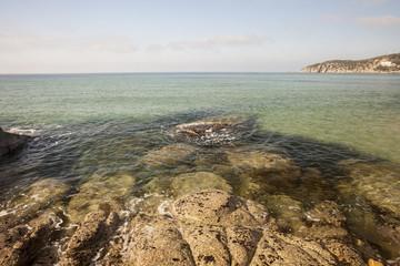 il mare bellissimo della sardegna