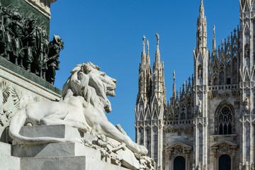 Milano, leone