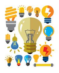 bulbs icons