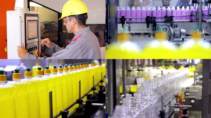 Cleaning Products Manufacturing Industry