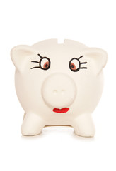 Mrs piggy bank