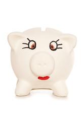 Mrs piggy bank