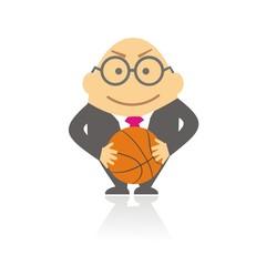 Personaje FAT reto baloncesto