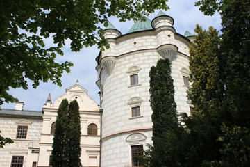 Castle in Krasiczyn