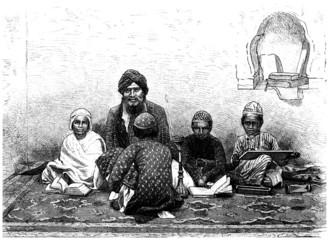 Traditional School - India/Arabia - 19th century