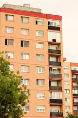 Sozialistische Architektur in Ungarn