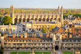 View of Cambridge's Colleges