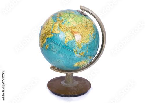 Leinwandbild Motiv Globe