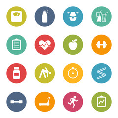 Health Diet Icons Iconset