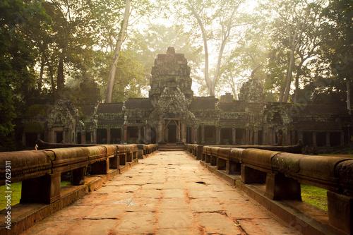 Angkor, Cambodia - 77629311