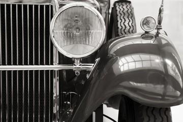 Czech old car