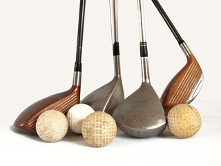 balls and clubs