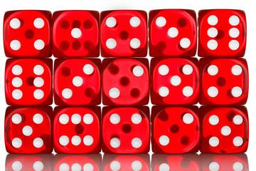 dice wall