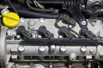 Car engine petrol