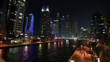 riverwalk and fantastic Dubai