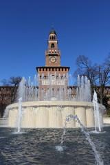 Piazza Castello, Milano