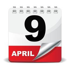 9 APRIL ICON