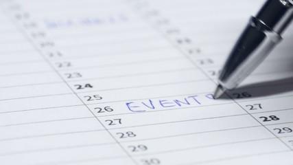 """Calendar """"Event"""""""