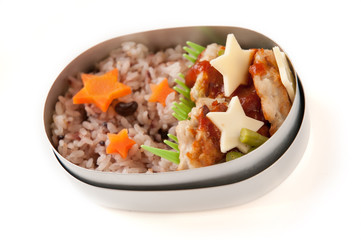 Lunch of your star-like motif.