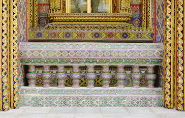 ornamental balustrade