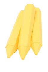 Yellow Wax Crayons