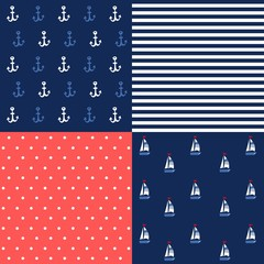 pirate party pattern