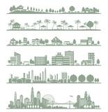 Fototapety 様々な都市