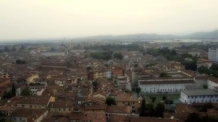 Brescia dall'alto video