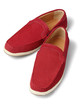 canvas print picture - Red Casual Shoes