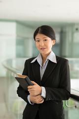 Korean business lady