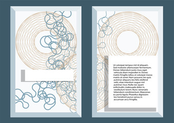 abstract template5