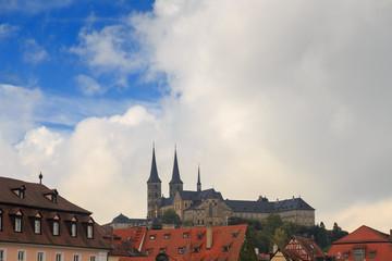 Kloster Michelsberg (Michaelsberg) in Bamburg, Germany