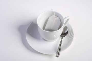 tazza da te con bustina