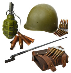 World War two historical set