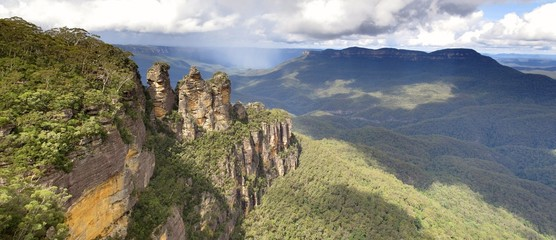 Three Sisters, Blue Mountains National Park, Sydney, Australia