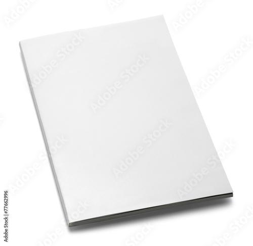Closed White Magazine - 77662996