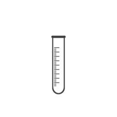 Measure tube icon