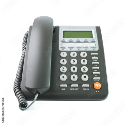 Office telephone - 77664356