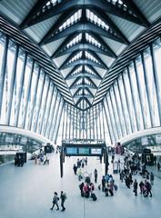 Aéroport gare