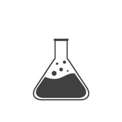 Big test tube icon