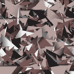 Abstract pieces of paper. Background. Vector eps10