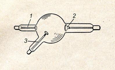 Roentgen tube (X-ray tube)