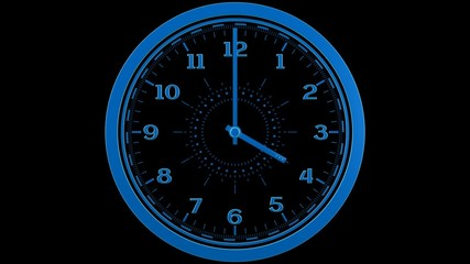 Clock Loop