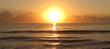 canvas print picture - sunset, NSW, Australia