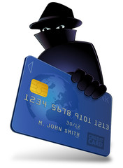 credit card and crime