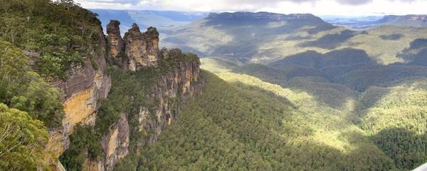 Three Sisters, Blue Mountains National Park, Sydney, Australia
