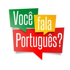 Você fala Português?