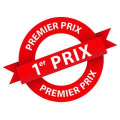 Tampon Publicitaire PREMIER PRIX (soldes promotions publicité)
