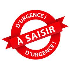 Tampon A SAISIR D'URGENCE (soldes prix étiquette offre spéciale)